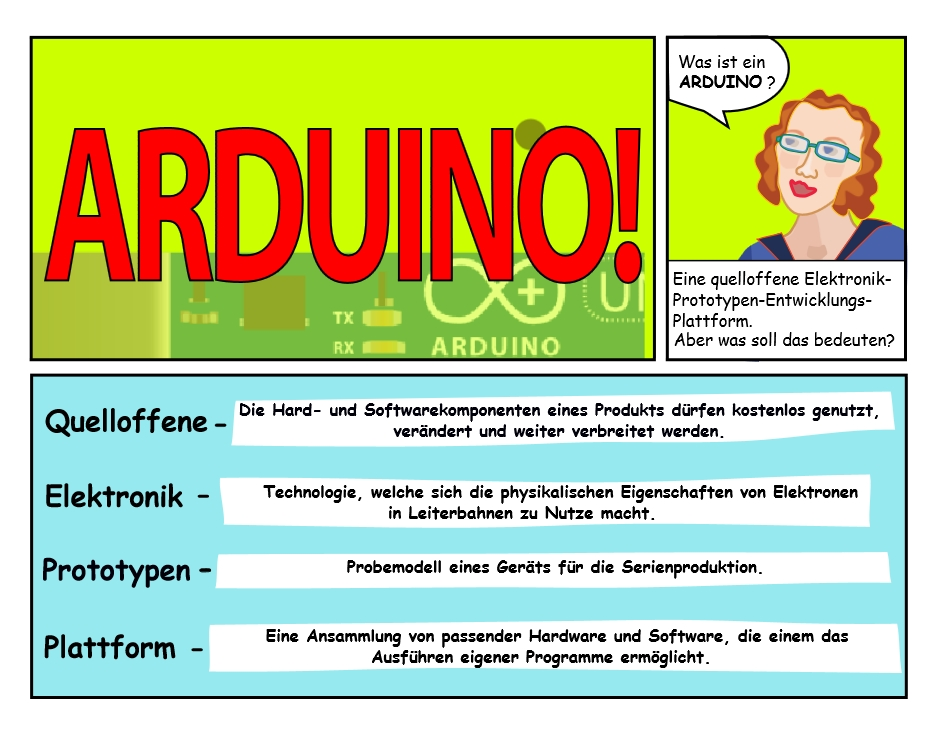 ArduinoComic