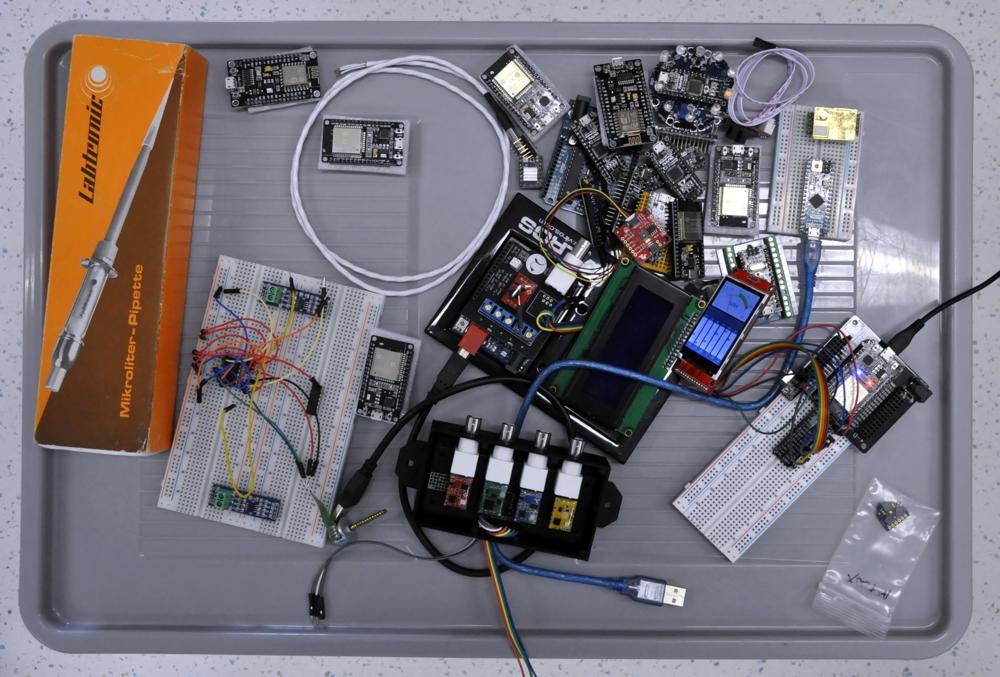 für Arduino Feuchtigkeitssensor mit deutschsprachiger Anleitung